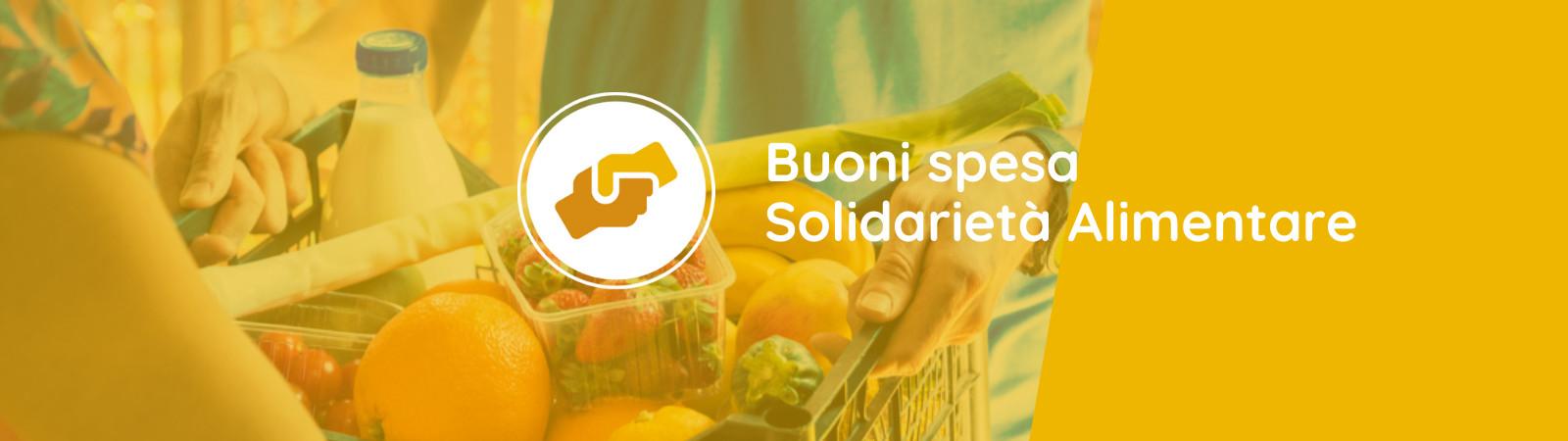 Coronavirus: misure urgenti di solidarietà alimentare