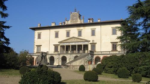 La Villa Medicea di Poggio a Caiano
