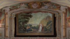 Teatrino della villa Medicea