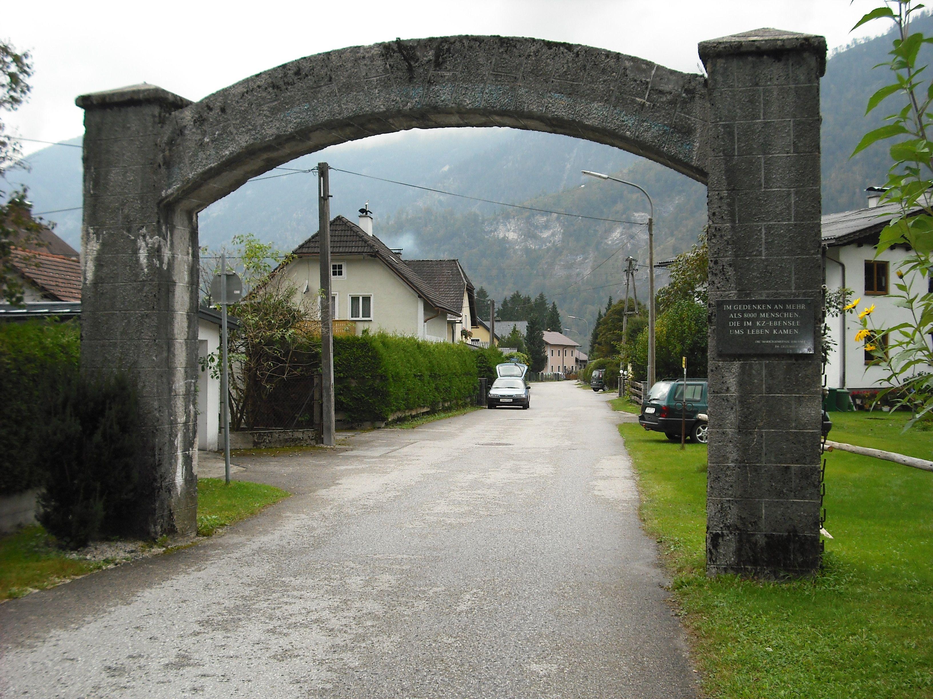 Ebensee campo di concentramento