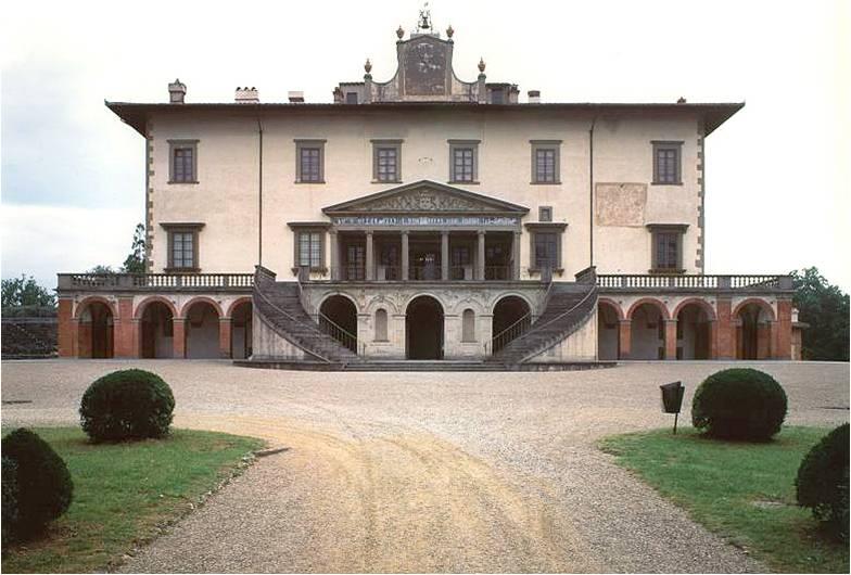 Villa Medicea Poggio a Caiano