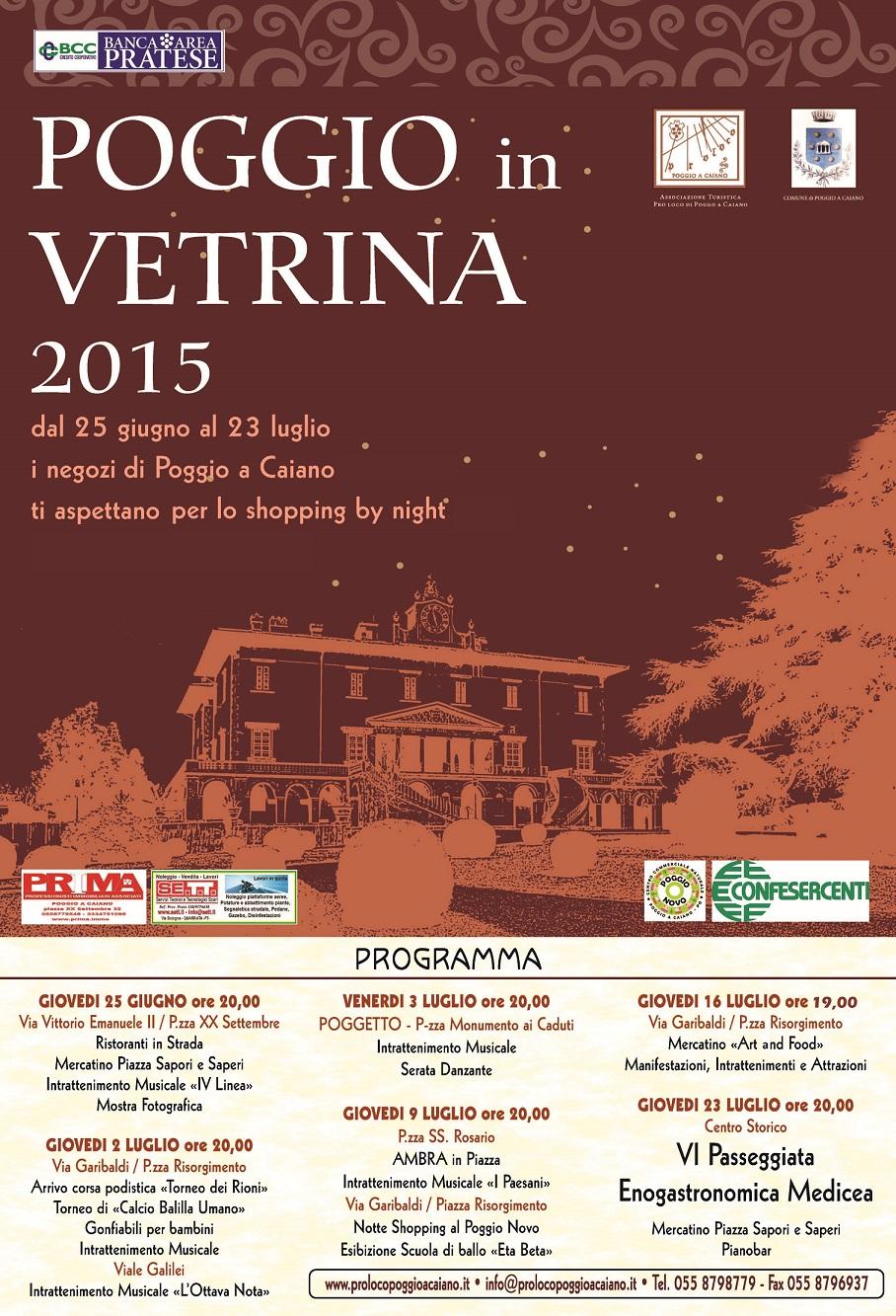 Poggio in Vetrina 2015
