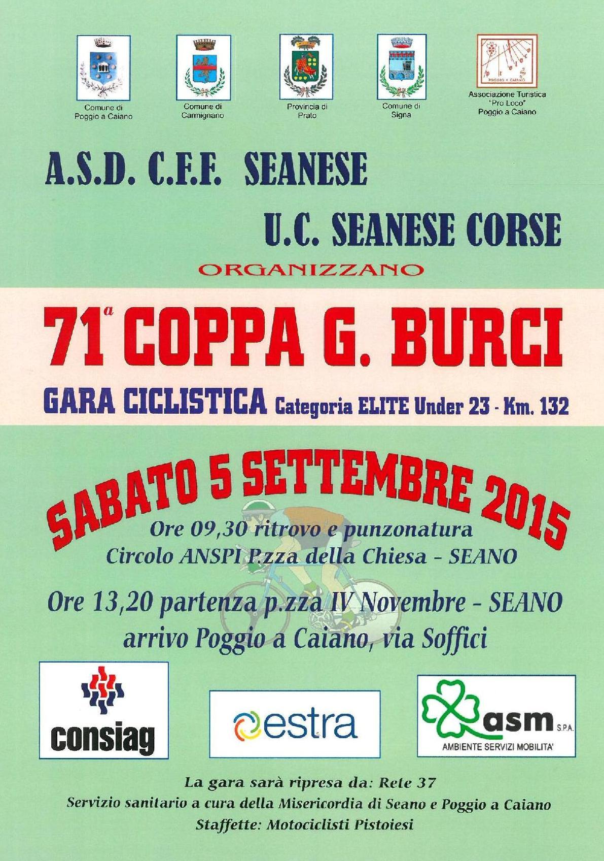 Coppa Burci 2015