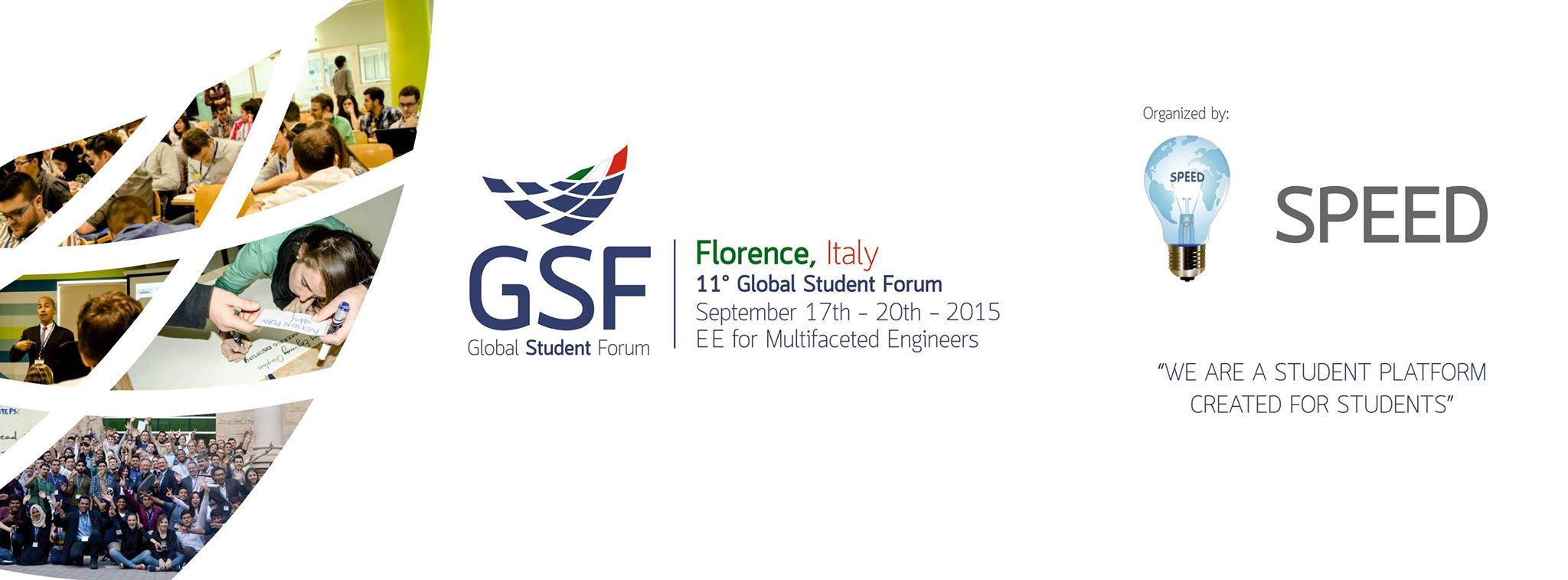 Global Student Forum di Ingegneria