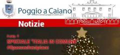 Anteprima Poggio a Caiano Notizie dicembre 2015