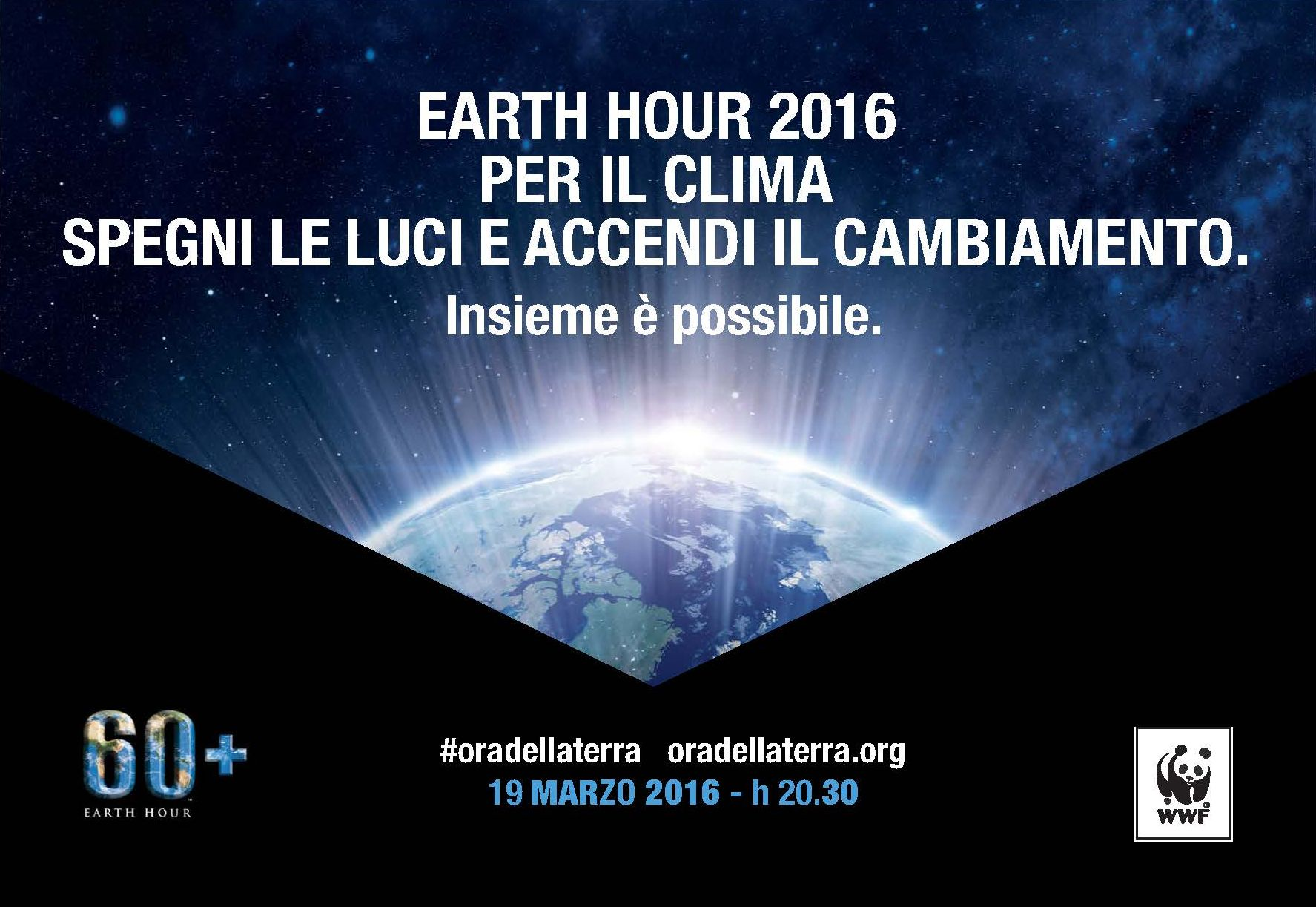 Earth Hour 2016