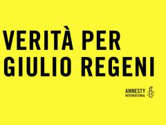 Verità per Giulio Regeni - icona