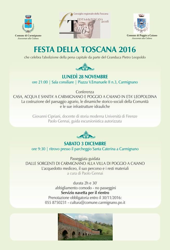 festival della toscana 2016
