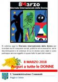 manifestazione festa della donna 2018