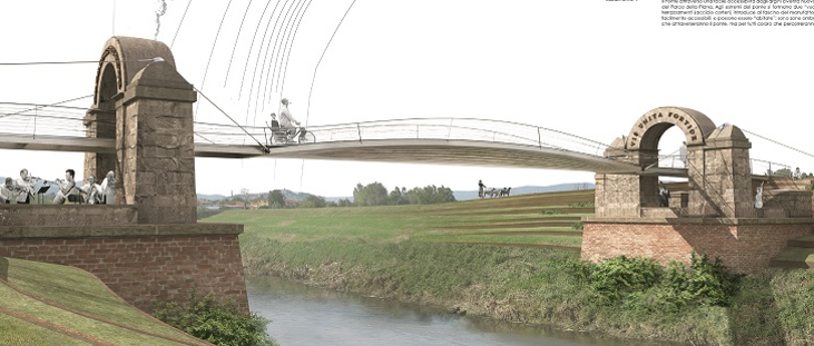 Ponte Manetti progetto