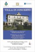 villa in concerto