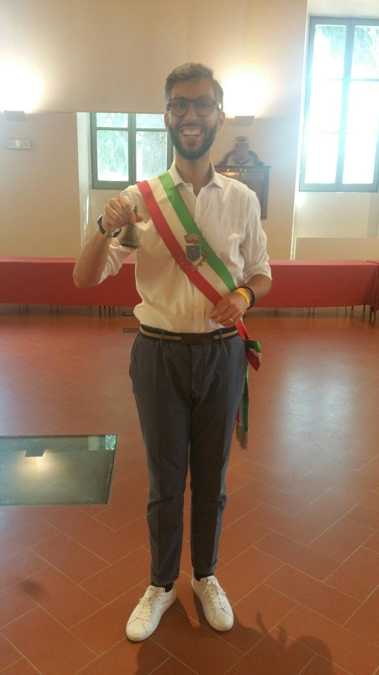 Sindaco Francesco Puggelli