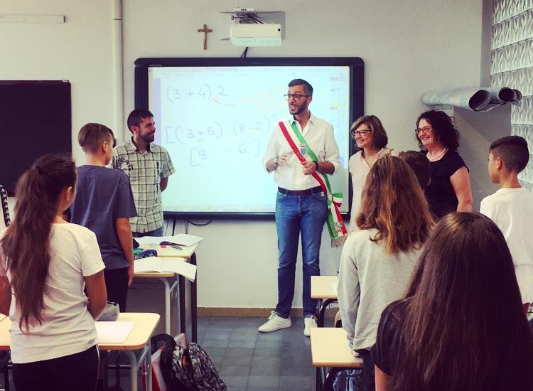 Inizio scuola 2018-19