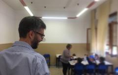 Francesco Puggelli mensa scuola elementare