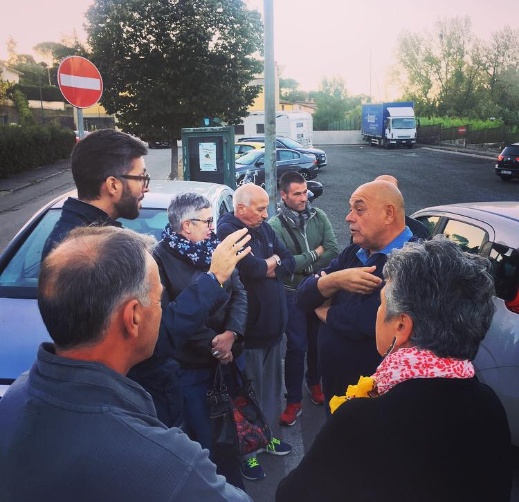Sindaco Puggelli incontra i cittadini
