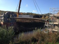 Posa ponte Manetti