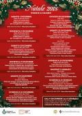 Locandina iniziative Natale 2018