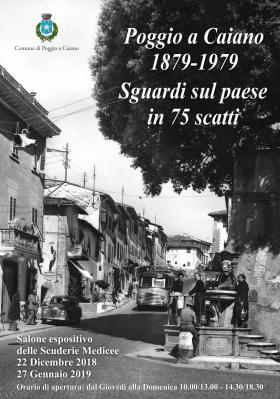 Manifesto mostra Sguardi sul paese