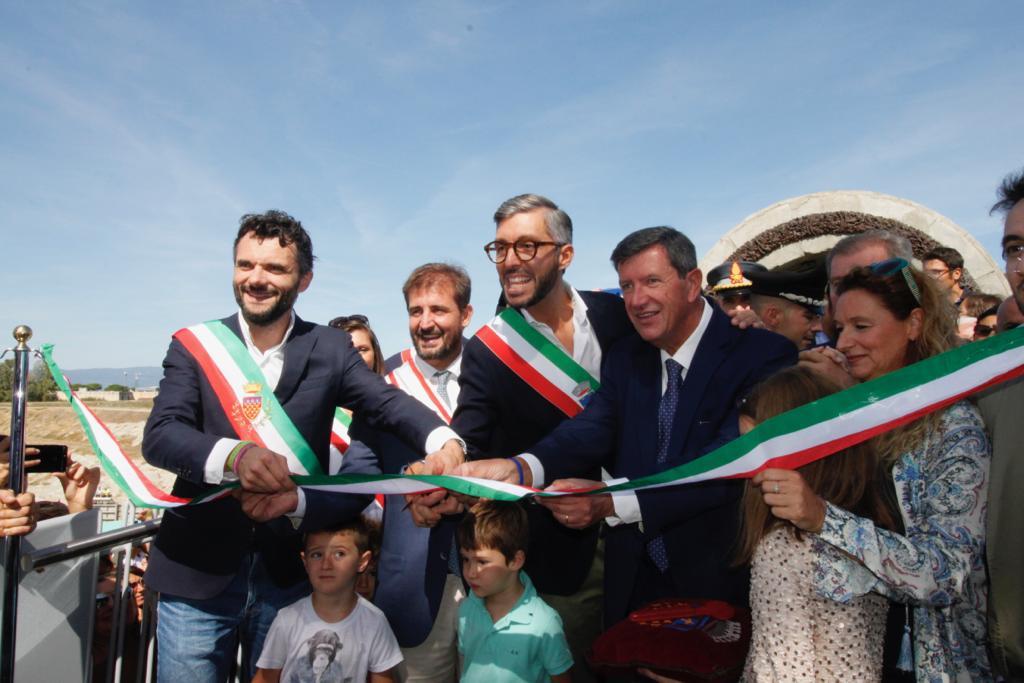 Inaugurazione Ponte Manetti