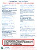 infografica coronavirus #iorestoacasa