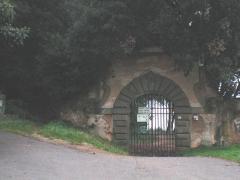 Cancello parco del Bargo