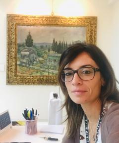 Giulia Ballerini direttrice museo Soffici