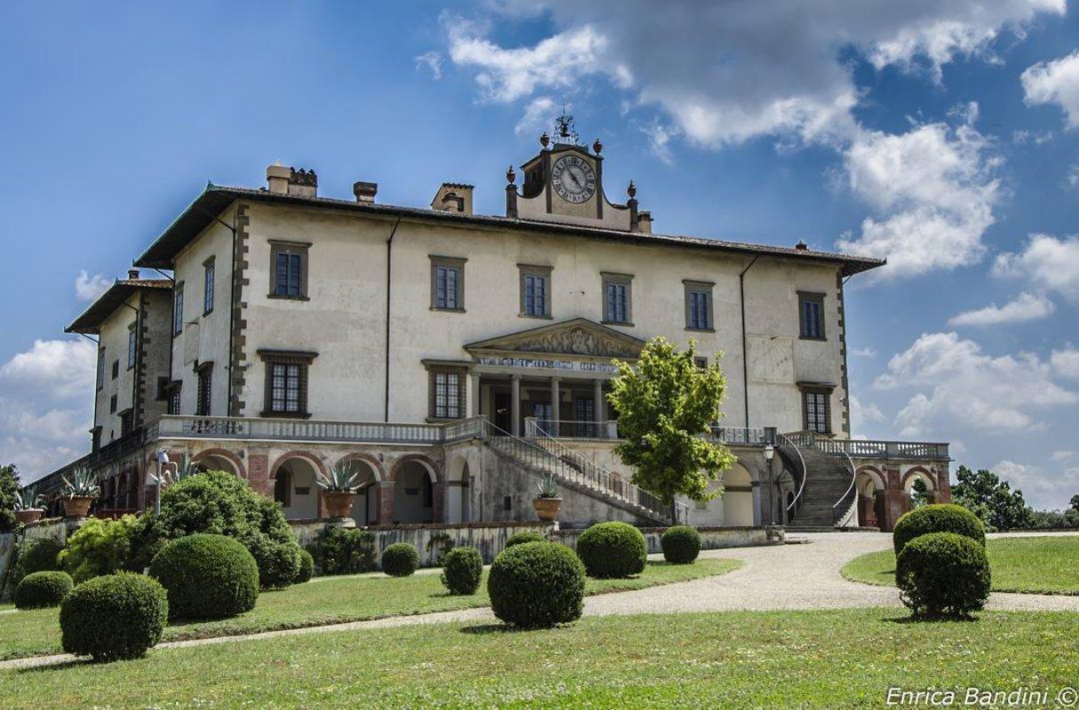 Villa esterni
