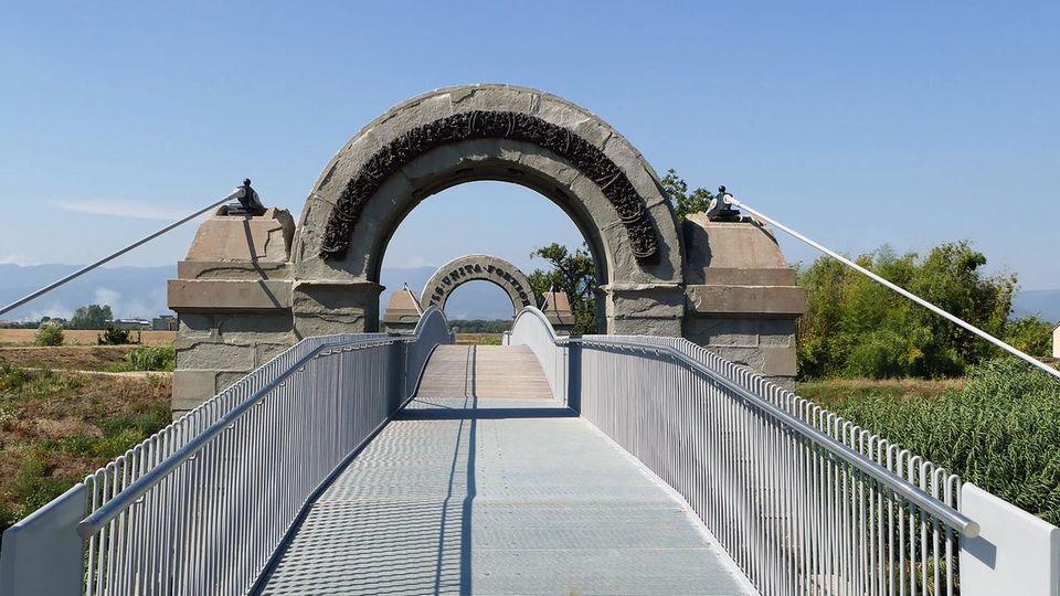 Il ponte oggi