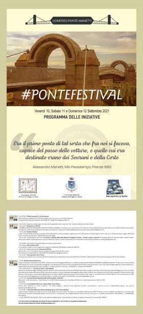 #PONTEFESTIVAL
