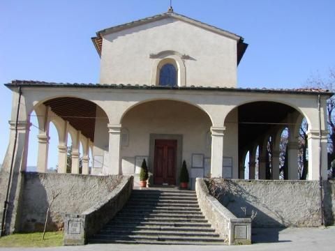 Chiesa di San Francesco a Bonistallo