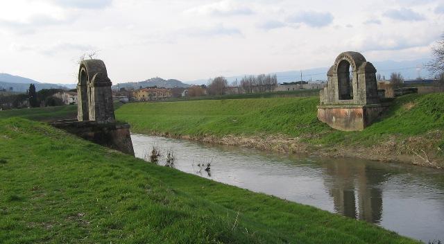 "Ponte Manetti ""oggi"""