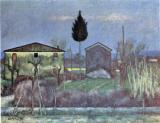 Tramonto di Marzo, 1938
